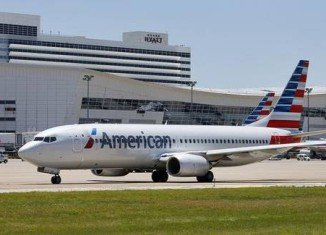 American Airlines is cutting almost 80 percent of its flights to Venezuela