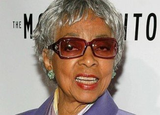 Among Ruby Dee's most famous screen rolls were A Raisin in the Sun and Do the Right Thing