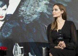 Angelina Jolie has said her security arrangements will not change following Vitalii Sediuk's red carpet prank on Brad Pitt