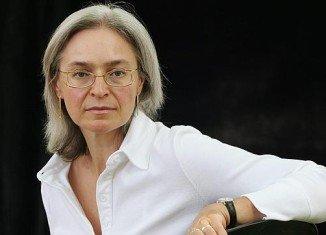 Anna Politkovskaya's reporting for Novaya Gazeta newspaper won international renown for her dogged investigation of Russian abuses in Chechnya