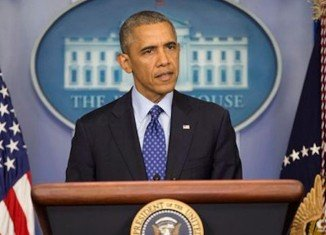 Barack Obama said that US troops would not fight in Iraq