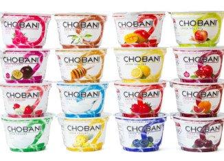 Chobani yogurt is being sued for not being enough Greek