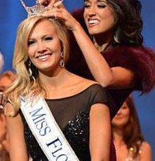 Elizabeth Fechtel was Miss Florida for just six days after organizers realized there had been a vote count error