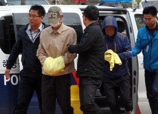 Fifteen sailors have gone on trial over the deaths of at least 292 people in South Korea's Sewol ferry disaster