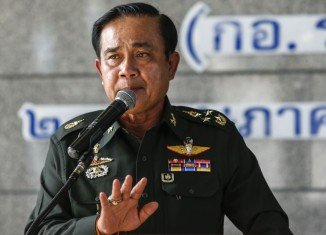 Gen. Prayuth Chan-ocha said any new election in Thailand would have to take place under a new constitution