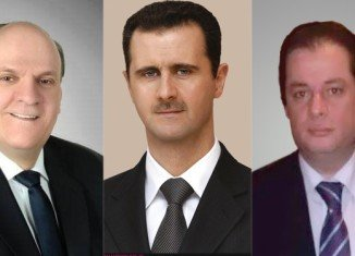 Hassan al-Nouri and Maher Hajjar are not widely known and have been unable to campaign on an equal footing with President Bashar al-Assad
