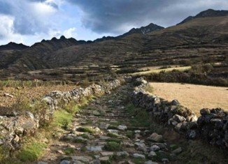 Inca Empire's Qhapaq Nan road system has been granted World Heritage by UNESCO