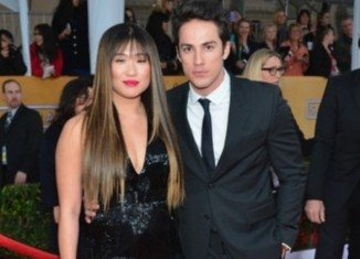 Jenna Ushkowitz and Michael Trevino have split after three years of dating