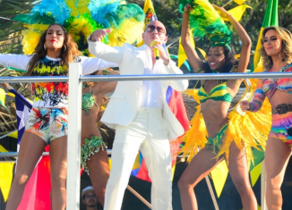 Jennifer Lopez was due to perform at the World Cup 2014 opening ceremony alongside Pitbull and Claudia Leitte
