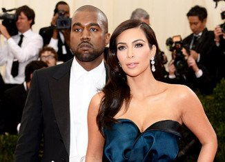 """Kim Kardashian and Kanye West are enjoying their """"official"""" honeymoon in Mexico"""