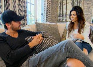 Kourtney Kardashian revealed pregnancy with 3rd child on KUWTK Season 10 premiere
