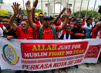 """Malaysia's Federal Court has rejected a challenge to the ban on Christians using the word """"Allah"""" to refer to God"""