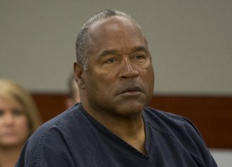 O.J. Simpson is serving nine to 33 years at a Nevada state prison in Lovelock in the Las Vegas robbery case