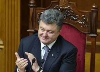 President Petro Poroshenko has said he will sign a controversial association agreement with the EU on June 27