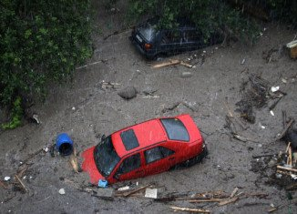 Ten people are confirmed dead and several others are missing after torrential rain and heavy floods hit eastern Bulgaria