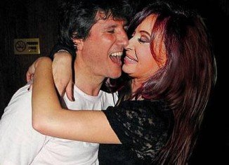 The rumors about a possible romance between Amado Boudou and Cristina Fernandez de Kirchner ran like wildfire in Buenos Aires