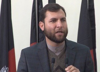 Zia ul-Haq Amarkhail's resignation comes after audio tapes were released allegedly revealing that he was trying to influence the outcome of the vote