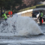 Los Angeles: Water main break causes flooding at UCLA campus