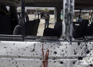 At least 89 people have been killed and dozens injured in a suicide attack at a busy market in eastern Afghanistan's Paktika province