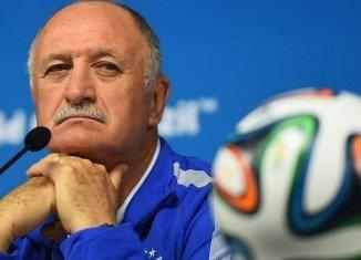 Brazil's soccer team coach Luiz Felipe Scolari has resigned following his country's failure to win the 2014 World Cup