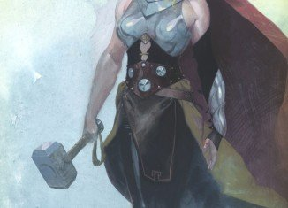 Marvel's Thor is becoming a woman