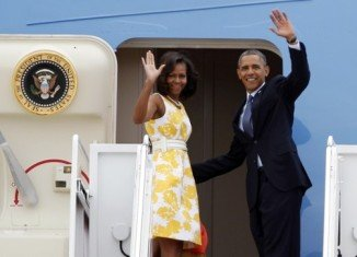 President Barack Obama has set a new record for travel on the taxpayer dime in 2013