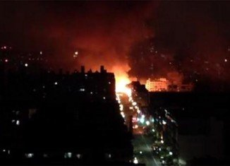 Several gas explosions have hit the Taiwanese city of Kaohsiung