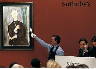 Sotheby's and eBay will create a web platform to allow viewers to bid on and buy art