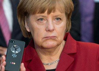 The NSA bugged Chancellor Angela Merkel's phone as part of a huge surveillance program