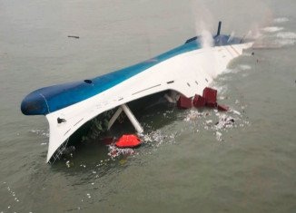 The Sewol ferry sinking killed 304 passengers, most of whom were students