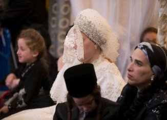 The biggest event of the Ultra orthodox world in 2013 was the wedding of Shalom Rokeach and his bride Hannah Batya Penet