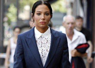 Tulisa Contostavlos has been found guilty of assaulting celebrity blogger Savvas Morgan at the V Festival