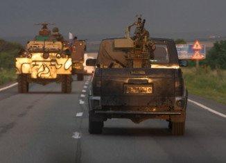 Ukraine's forces have retaken eastern cities Artemivsk and Druzhkivka from pro-Russian rebels