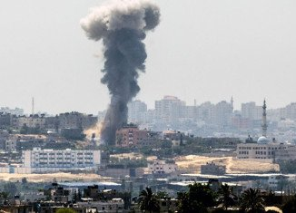 A 72-hour ceasefire has come into effect between Israel and the Palestinians in Gaza, after a day of intense diplomacy