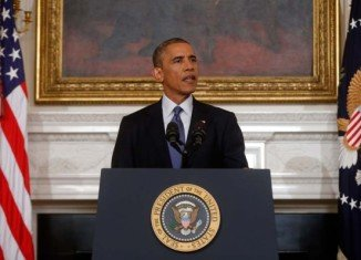 Barack Obama has authorized two operations against Islamic militants in northern Iraq