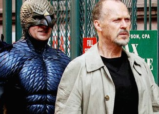 Birdman has opened this year's Venice Film Festival in Italy
