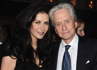 Catherine Zeta-Jones moved to the Bedford country home during her separation from Michael Douglas