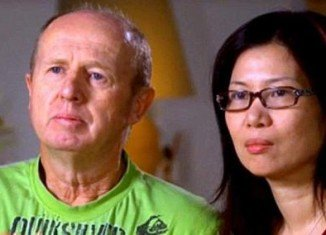 David and Wendy Farnell were accused of abandoning a baby born with Down's syndrome to a Thai surrogate mother