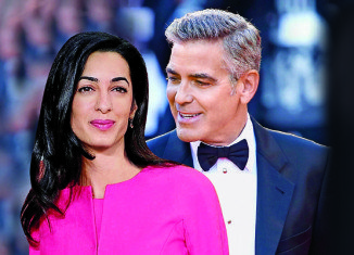 George Clooney and Amal Alamuddin obtained their marriage license in London