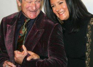 Marsha Garces Williams was Robin Williams' second wife