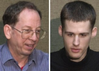 Matthew Todd Miller and Jeffrey Fowle have pleaded for the US government to help secure their release