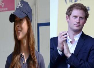 Prince Harry is dating former Miss Edinburgh Camilla Thurlow