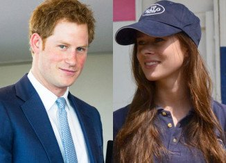 Prince Harry is now dating former Miss Edinburgh Camilla Thurlow