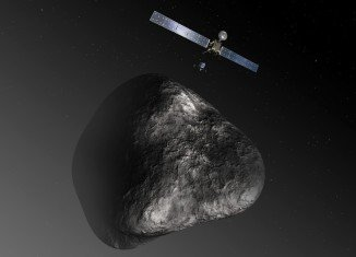 Rosetta probe has arrived at comet 67P after a 10-year chase