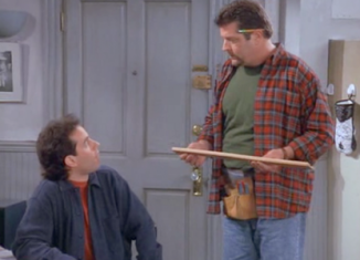 Stephen Lee is best remembered as an inquisitive contractor hired to install kitchen cabinets in Jerry Seinfeld's apartment in a 1997 episode of Seinfeld