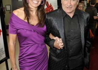 Susan Schneider has revealed that her late husband Robin Williams was suffering from the early stages of Parkinson's disease at the time of his death