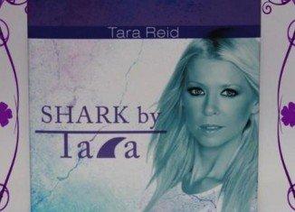 Tara Reid has introduced her new fragrance inspired by Sharknado