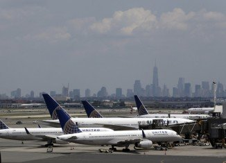 The FAA has banned all US airlines from flying over Iraq until further notice