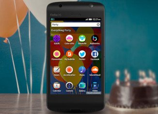 The Intex Cloud FX is only for sale on India's online shopping site, Snapdeal