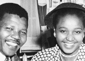 The thrice-married Nelson Mandela divorced Winnie Madikizela-Mandela in 1996